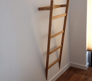ladder / kledingrek
