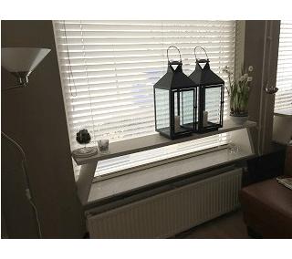Verhoger vensterbank