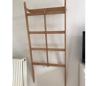 Ladder / kledingrek DUO